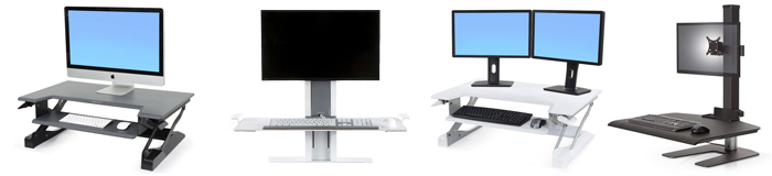 Sit Stand desking solutions