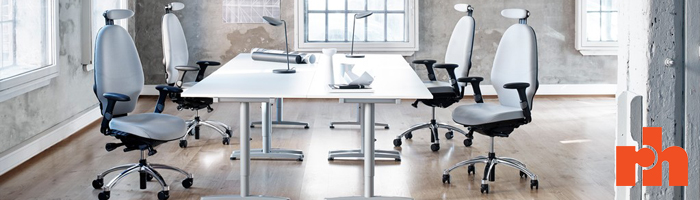 RH chairs for the workplace