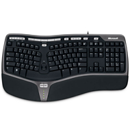 Microsoft Natural Multimedia Ergo Keyboard 4000 (USB)