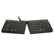 Goldtouch Go - Portable Ergonomic Keyboard - USB