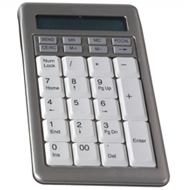 Ergostar Saturnus Numeric Keypad & Calculator - USB