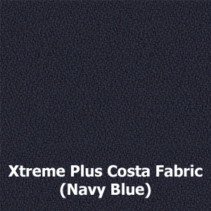 Sample of KAB Xtreme Plus Costa Fabric in Navy Blue