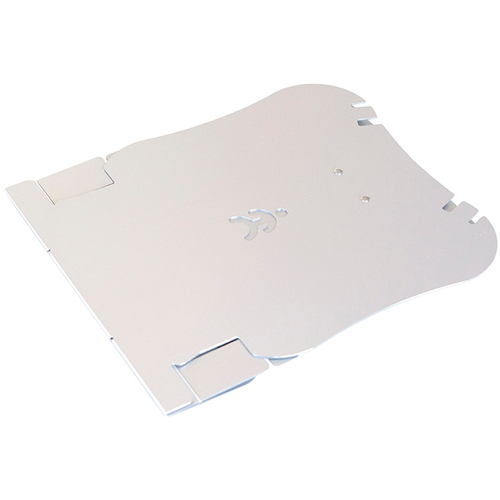U Top Pro laptop stand folded flat to just 5mm thick