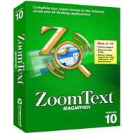 ZoomText Magnifier V10 USB Pen Edition