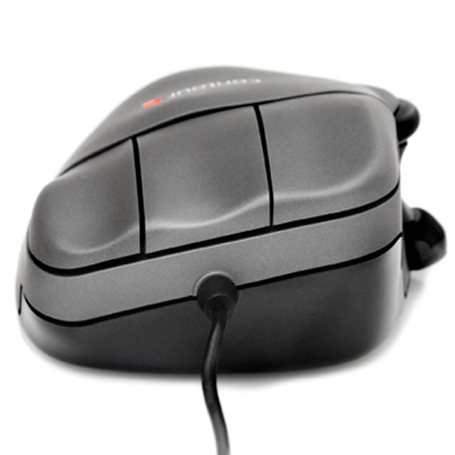 Front view of small right hand Contour mouse wired