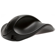 HandShoe Mouse - Wireless Small - Right Hand - Black