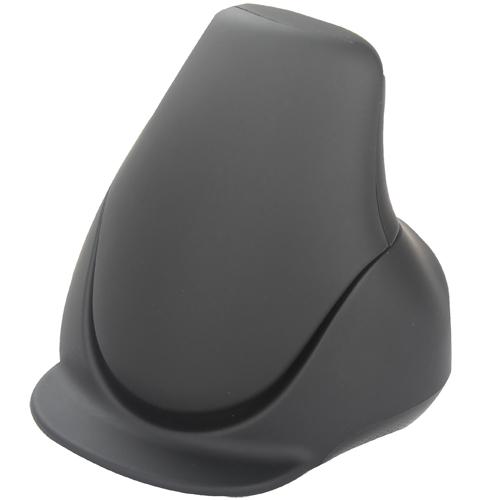 Palm side of Rockstick2 large wireless ambidextrous mouse