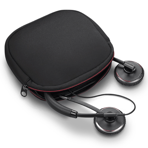 Plantronics BlackWire C520 Headset with case