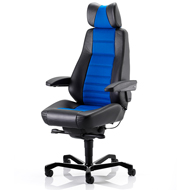 KAB Controller Control Room Chair - Xtreme Plus Costa