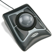 Kensington Expert Optical Trackball USB/PS2 (PC/MAC)