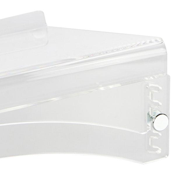 Close up of FlexDoc document holder adjustments