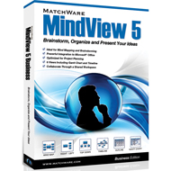 MindView 5 Business Mac Mind Mapping Software