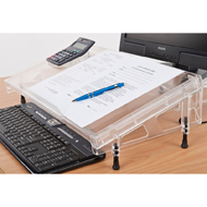 Microdesk Document Holder and Writing Slope (regular)