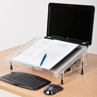 Microdesk Document Holder and Writing Slope (compact)