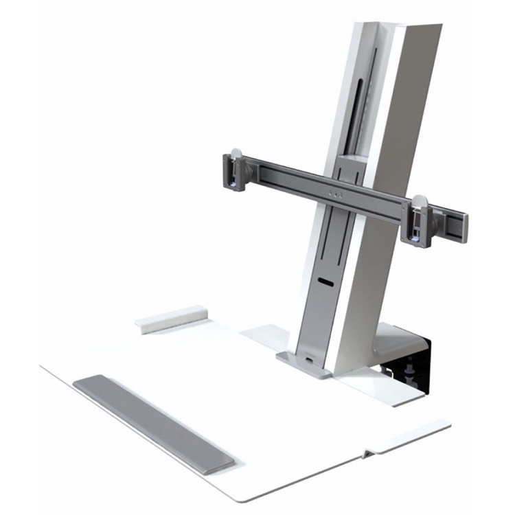 Dual Screen Humanscale QuickStand for Dual Screens