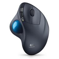 Logitech Wireless Trackball M570 Black