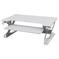 Ergotron Workfit-TL (Premium) Sit-Stand Desktop - White