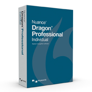 Dragon Professional Individual International English - Box