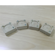 Desk Leg Blocks To Raise Desk Height - Set of 4 x 25mm High