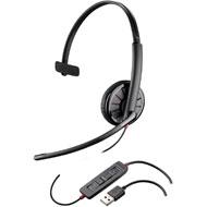 Plantronics Blackwire C315 Monaural USB Headset