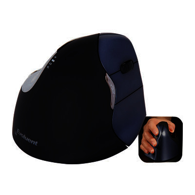 Evoluent Vertical Mouse 4 Right Hand - Wireless