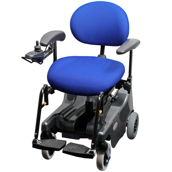 VELA Blues 100 Powerchair - Front