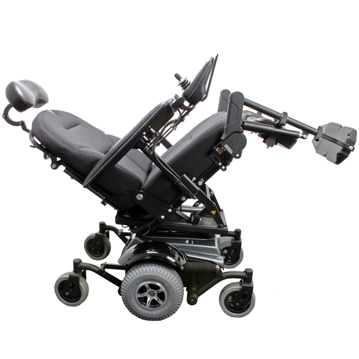 VELA Blues 210 Powerchair - Reclined