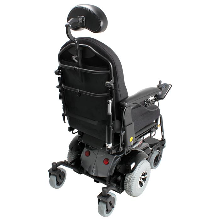 VELA Blues 210 Powerchair - Rear View