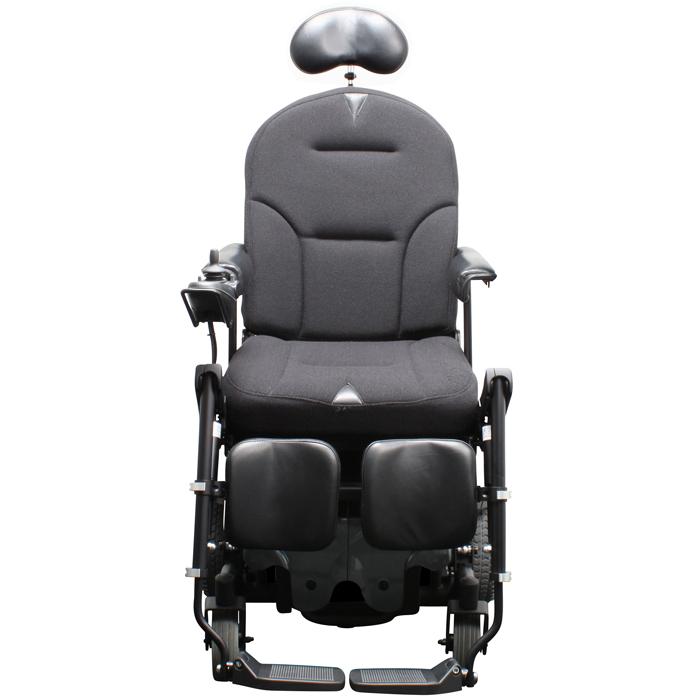 VELA Blues 210 Powerchair - Front View